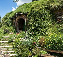 Hobbiton by Jessica Quille