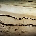 Chain of Love - Second Beach by Lynnette Peizer