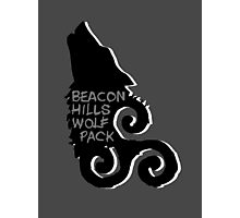 BEACON HILLS WOLF PACK Photographic Print