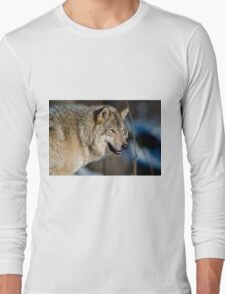 Timber Wolf Long Sleeve T-Shirt