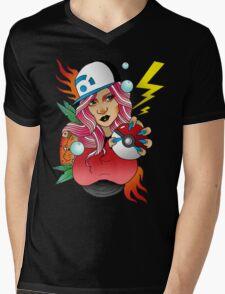Gotta Catch Em All Mens V-Neck T-Shirt
