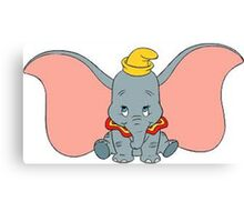 Dumbo Canvas Print