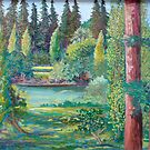 Russian River by Sally Sargent