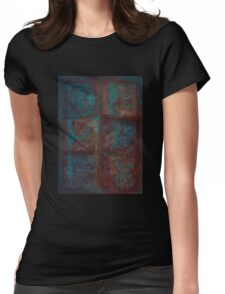 Passion Play - 6 of Hearts Womens Fitted T-Shirt