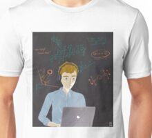 Optimal Tip-to-tip efficiency Unisex T-Shirt