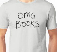 OMG BOOKS Unisex T-Shirt