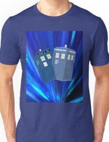 Time Crash Unisex T-Shirt