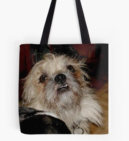 SMILIN' JACK Tote Bag