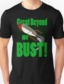 Fallout : Great Beyond or Bust! T-Shirt