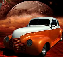 1940 Chevrolet Two Tone Coupe by TeeMack