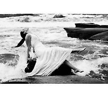 Enfolding you in Love Photographic Print