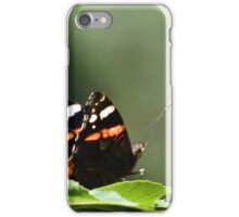 ATALANTA BUTTERFLY iPhone Case/Skin