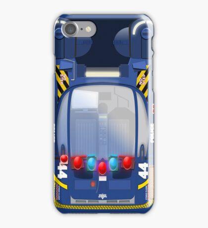 Blade Runner Spinner iPhone Case/Skin