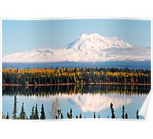 Mount Drum (Alaska) Poster