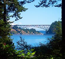 Deception Pass by Robin  Koster