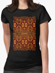 Tribal Infusion Womens Fitted T-Shirt