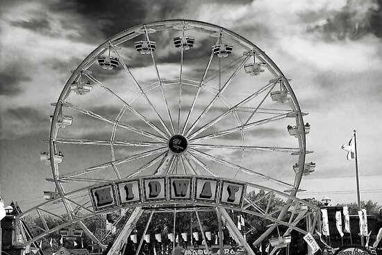 Midway @ The Big E by Tom Piorkowski