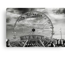 Midway @ The Big E Canvas Print