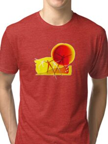 Sun Dance! Tri-blend T-Shirt