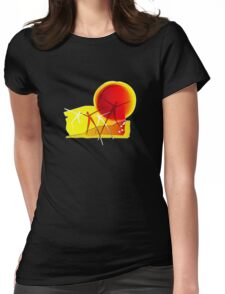 Sun Dance! Womens Fitted T-Shirt