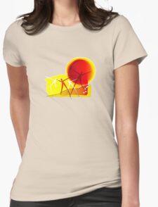 Sun Dance! Womens Fitted T-Shirt