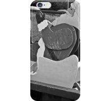 Last Ride For Claus  iPhone Case/Skin