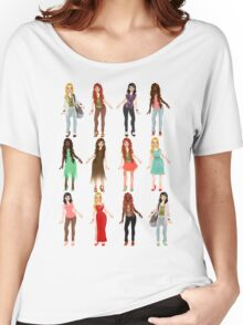 FashionWorld Women's Relaxed Fit T-Shirt