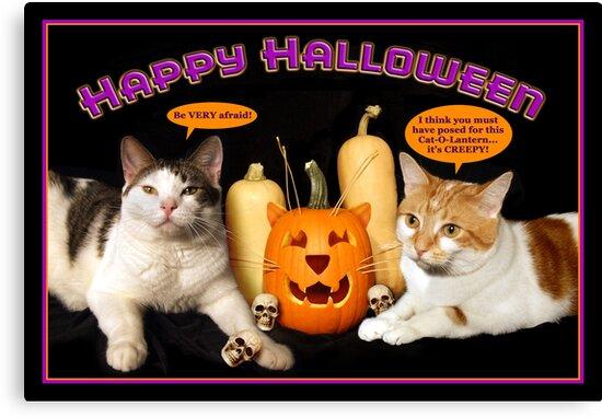 Halloween Greetings by Stephen D. Miller