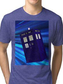 Through the Vortex Tri-blend T-Shirt