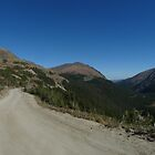 Near the top of Old Fall River Road by ThePhotoMaestro