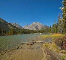 Kayaking in the Fall by Luann wilslef