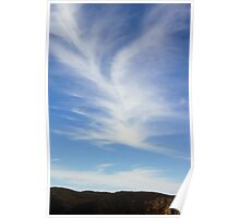 What a sky over the Valley Poster