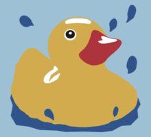 Duck! One Piece - Short Sleeve