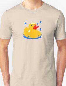 Duck! Unisex T-Shirt