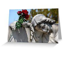 Sorrow and Pain Greeting Card
