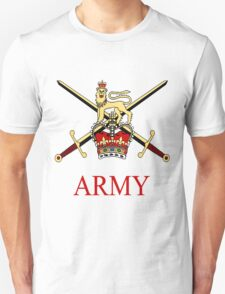 British Army Crest T-Shirt