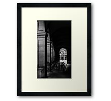 Barcelona, Plaza Real  Framed Print