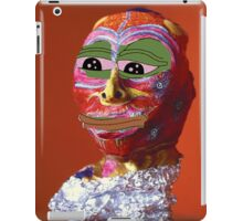 Annabel Meme Reader The Wytches Pepe iPad Case/Skin