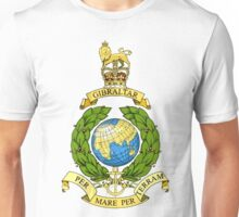 The Corps of Royal Marines Logo Unisex T-Shirt