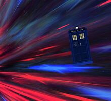 Doctor Who The Movie by kerchow