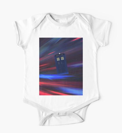 Doctor Who The Movie One Piece - Short Sleeve
