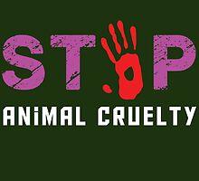 Stop Animal Cruelty  by fashionera
