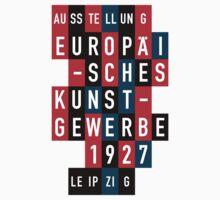 EUROPÄISCHES KUNSTGEWERBE 1927 Baby Tee