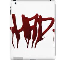 HAD iPad Case/Skin