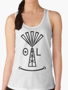 Oil Makes Me Smile Women's Tank Top