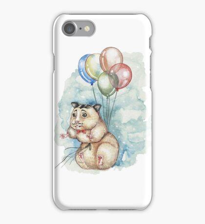 Hamster Hoze iPhone Case/Skin