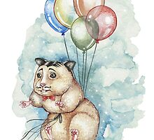 Hamster Hoze by annie5