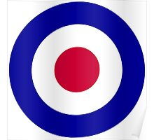 Royal Air Force Roundel (aircraft identifier)  Poster