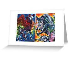 ColorKapis Greeting Card