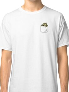 sloth in my pocket Classic T-Shirt